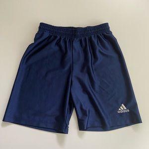 Adidas Boys Navy Blue Boys Shorts